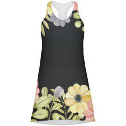 Boho Floral Racerback Dress (Personalized)