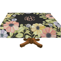 Boho Floral Tablecloth (Personalized)