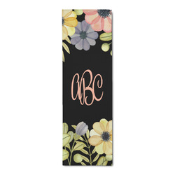 Boho Floral Runner Rug - 3.66'x8' (Personalized)
