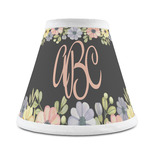 Boho Floral Chandelier Lamp Shade (Personalized)