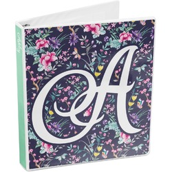 Chinoiserie 3-Ring Binder (Personalized)