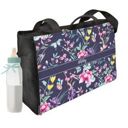 Chinoiserie Diaper Bag (Personalized)