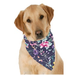 Chinoiserie Pet Bandanas (Personalized)
