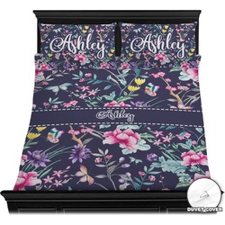 Chinoiserie Duvet Cover Set (Personalized)