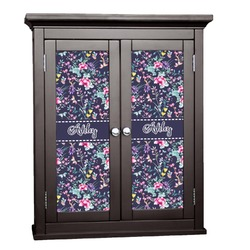 Chinoiserie Cabinet Decal - Custom Size (Personalized)