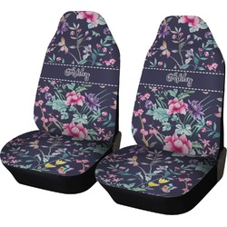 Chinoiserie Car Seat Covers (Set of Two) (Personalized)
