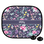 Chinoiserie Car Side Window Sun Shade (Personalized)