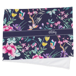 Chinoiserie Cooling Towel (Personalized)
