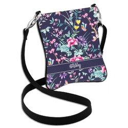 Chinoiserie Cross Body Bag - 2 Sizes (Personalized)