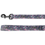 Chinoiserie Deluxe Dog Leash (Personalized)