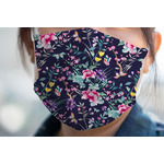 Chinoiserie Face Mask Cover (Personalized)