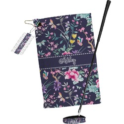 Chinoiserie Golf Towel Gift Set (Personalized)