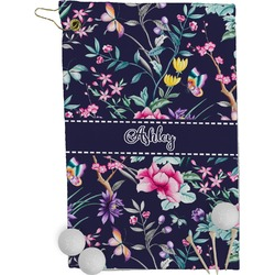 Chinoiserie Golf Towel - Full Print (Personalized)