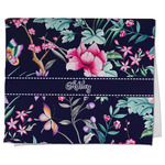 Chinoiserie Kitchen Towel - Full Print (Personalized)