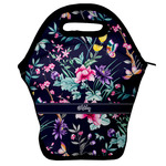 Chinoiserie Lunch Bag w/ Name or Text