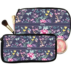 Chinoiserie Makeup / Cosmetic Bag (Personalized)