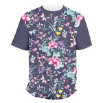 Chinoiserie Men's Crew T-Shirt (Personalized)