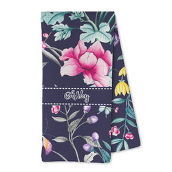 Chinoiserie Microfiber Kitchen Towel (Personalized)