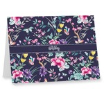 Chinoiserie Note cards (Personalized)