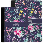 Chinoiserie Notebook Padfolio w/ Name or Text