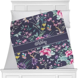 Chinoiserie Blanket (Personalized)