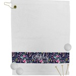 Chinoiserie Golf Towel (Personalized)