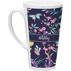 Chinoiserie Latte Mug (Personalized)