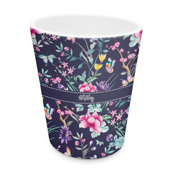 Chinoiserie Plastic Tumbler 6oz (Personalized)