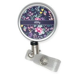 Chinoiserie Retractable Badge Reel (Personalized)