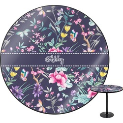 Chinoiserie Round Table (Personalized)