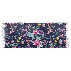 Chinoiserie Faux Pashmina Scarf (Personalized)