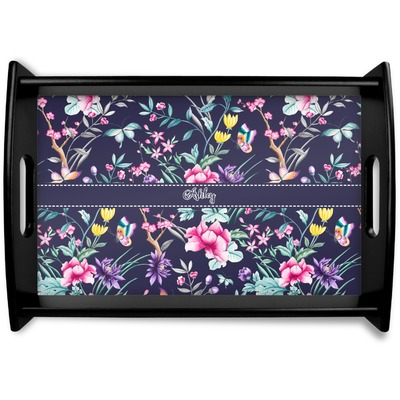 Chinoiserie Wooden Trays (Personalized)