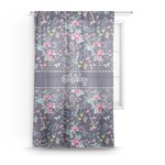 Chinoiserie Sheer Curtains (Personalized)