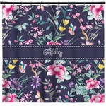 Chinoiserie Shower Curtain (Personalized)