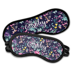 Chinoiserie Sleeping Eye Masks (Personalized)