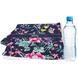Chinoiserie Sports & Fitness Towel (Personalized)