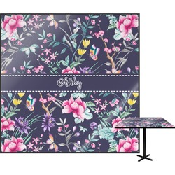 Chinoiserie Square Table Top (Personalized)