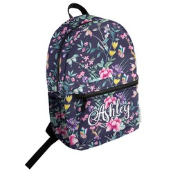 Chinoiserie Student Backpack (Personalized)