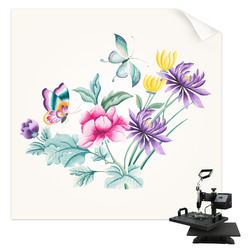Chinoiserie Sublimation Transfer (Personalized)