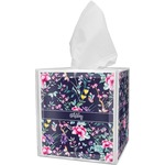 Chinoiserie Tissue Box Cover (Personalized)