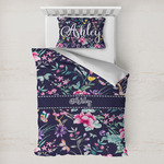Chinoiserie Toddler Bedding w/ Name or Text