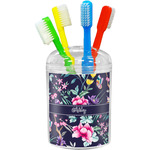 Chinoiserie Toothbrush Holder (Personalized)