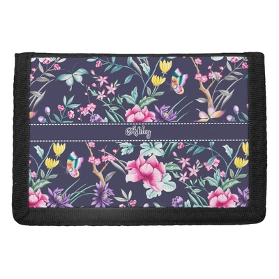 Chinoiserie Trifold Wallet (Personalized)