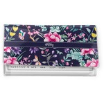 Chinoiserie Vinyl Checkbook Cover (Personalized)