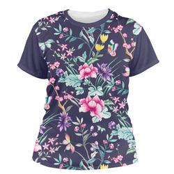 Chinoiserie Women's Crew T-Shirt (Personalized)
