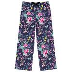 Chinoiserie Womens Pajama Pants (Personalized)