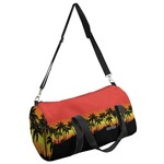 Tropical Sunset Duffel Bag (Personalized)