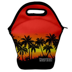 Tropical Sunset Lunch Bag (Personalized)
