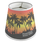 Tropical Sunset Empire Lamp Shade (Personalized)