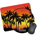 Tropical Sunset Mouse Pads (Personalized)